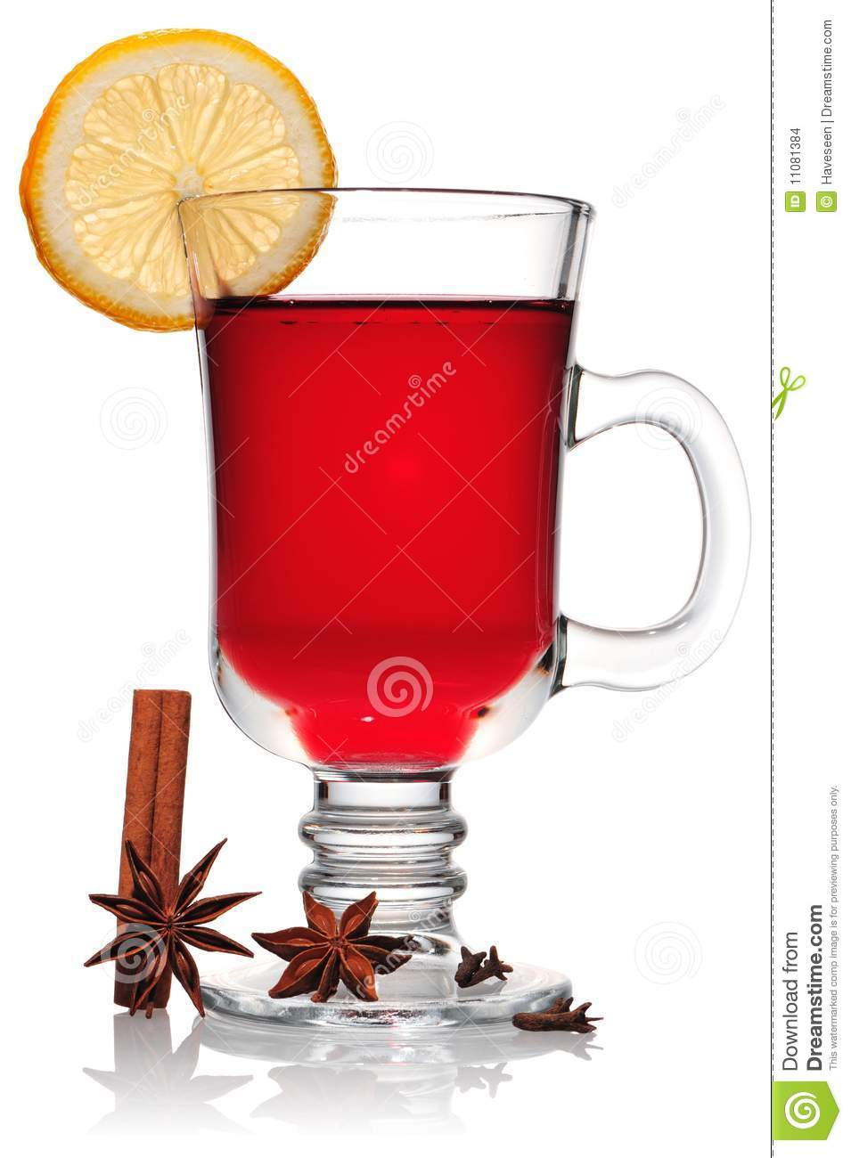 Mulled Wine Stock Images - Image: 11081384