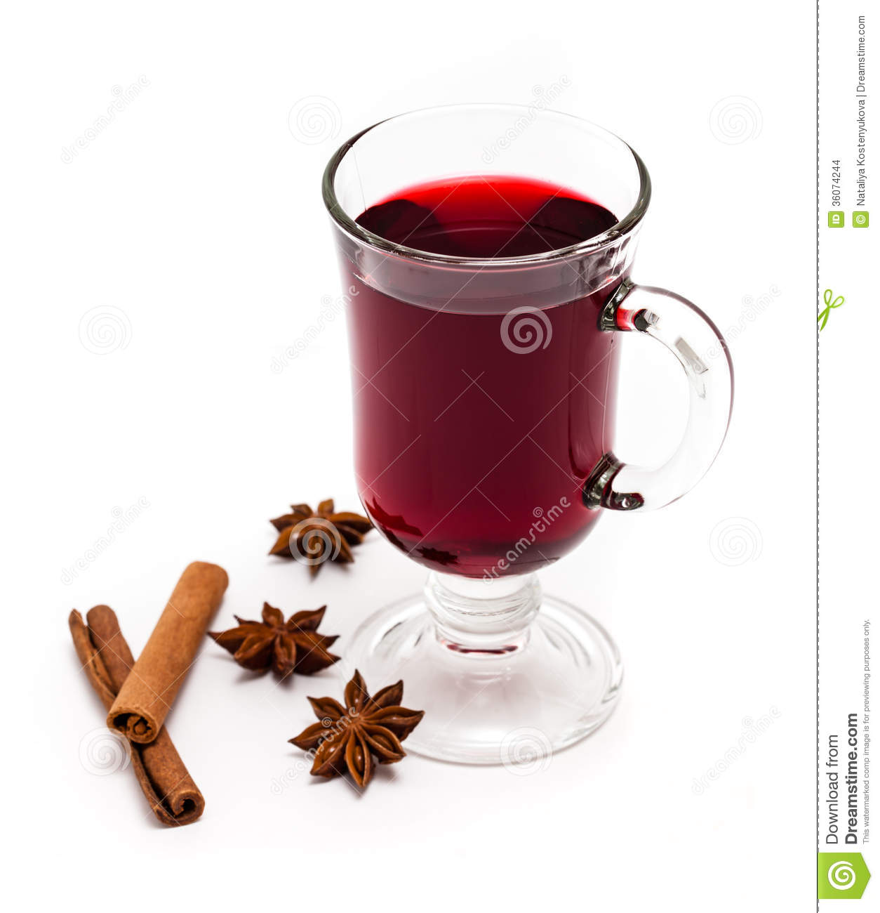 Mulled Wine Stock Images - Image: 36074244