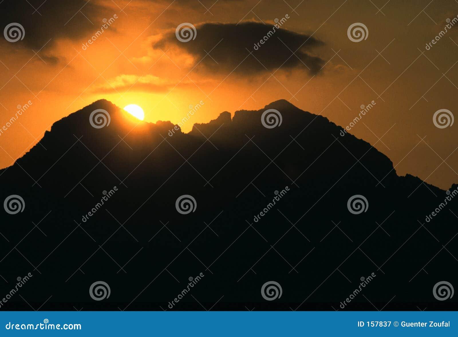 Mullion Cove Sunset