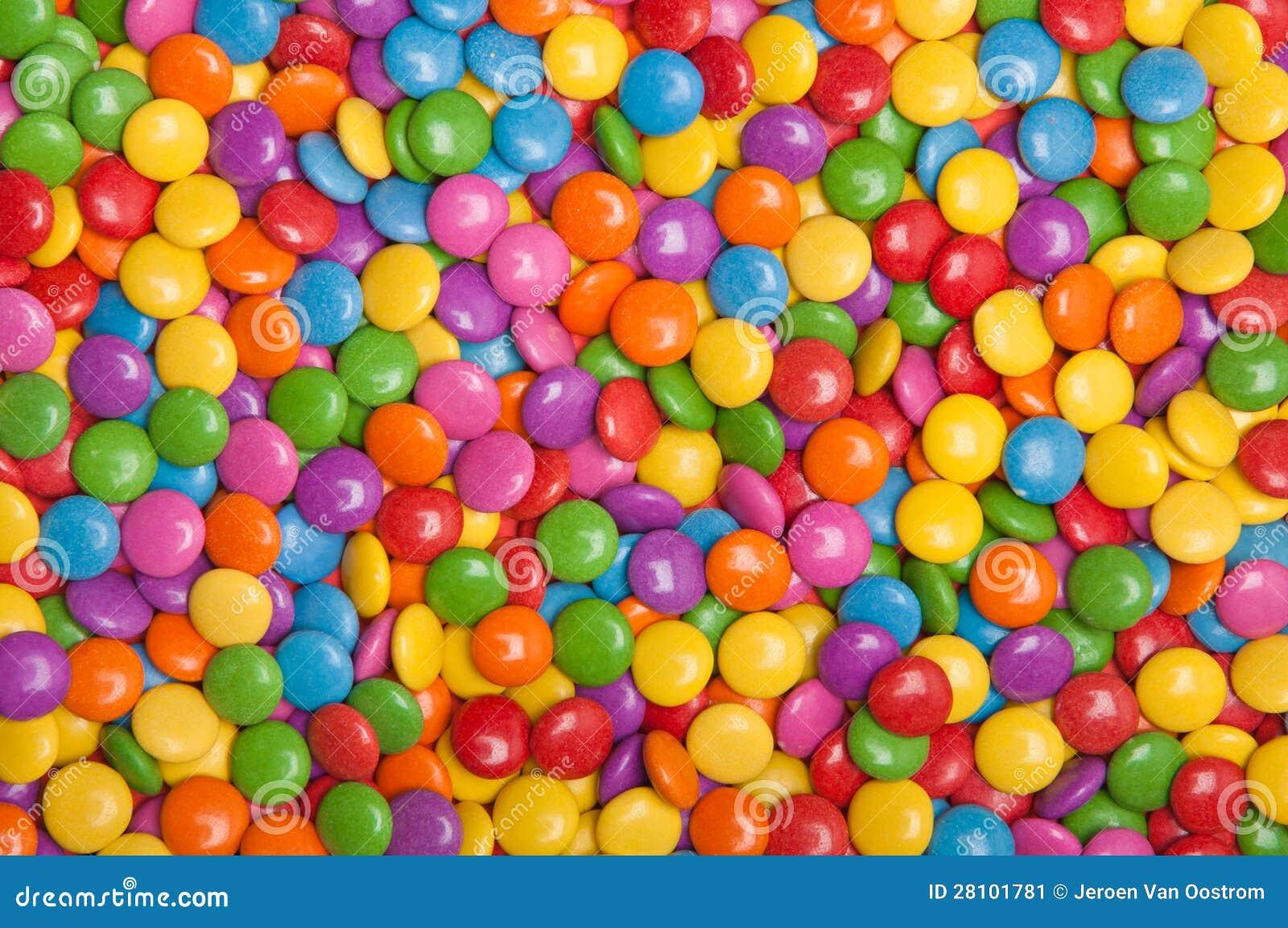 Multi caramelle colorate immagine stock immagine di for Foto di ville colorate
