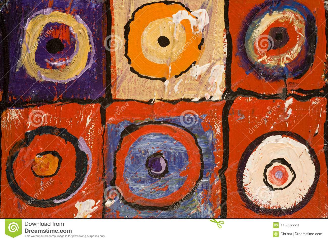 Art Abstract Stock Image Image Of Materials Leisure