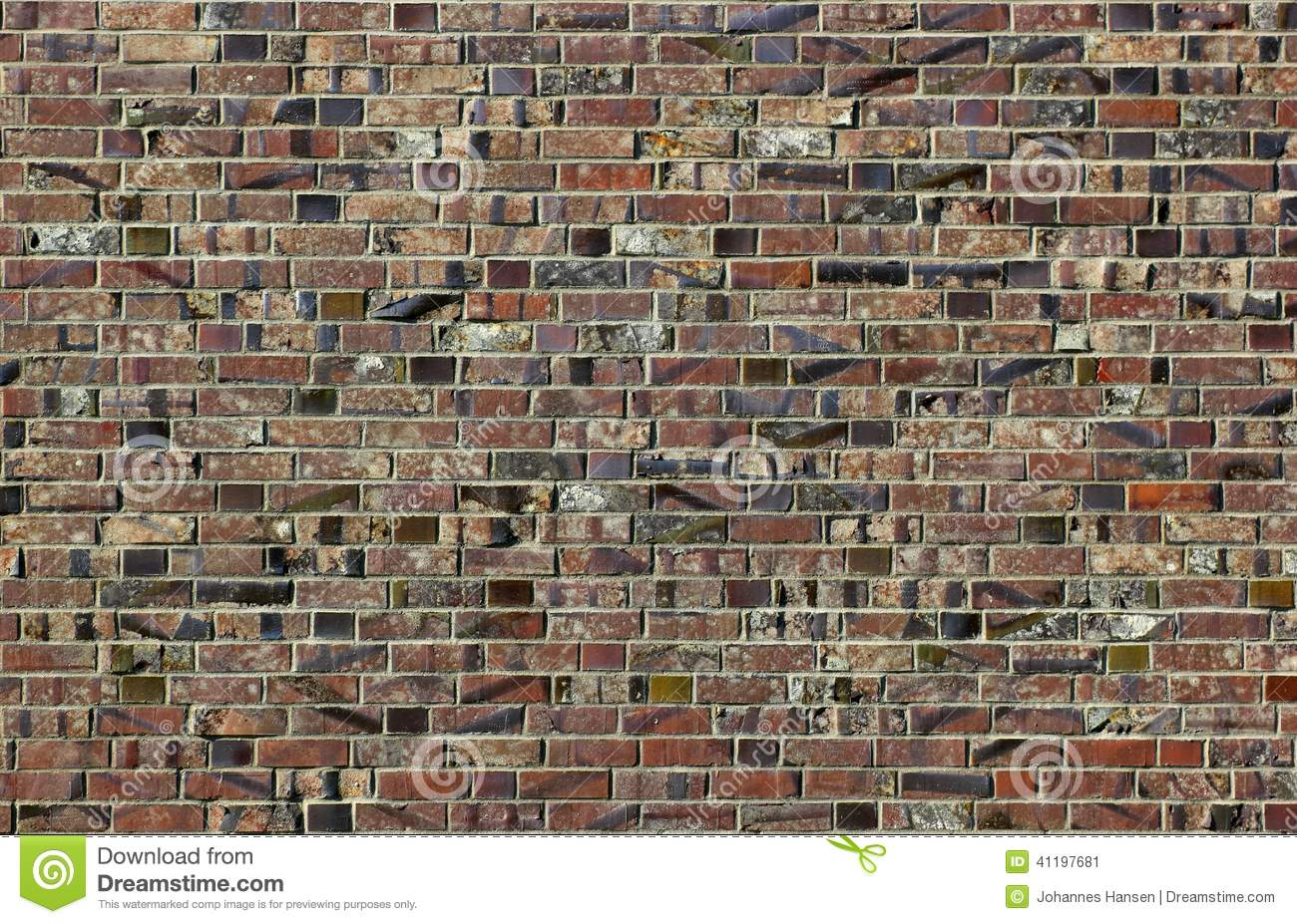 Multi colored brick texture stock image image 41197681 for Brick types and styles
