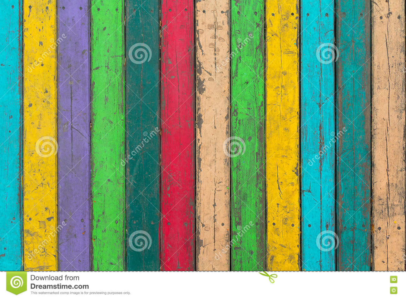 Multi-colored Wooden Floor Boards Stock Photo - Multi-colored Wooden Floor Boards Stock Photo - Image: 80866958