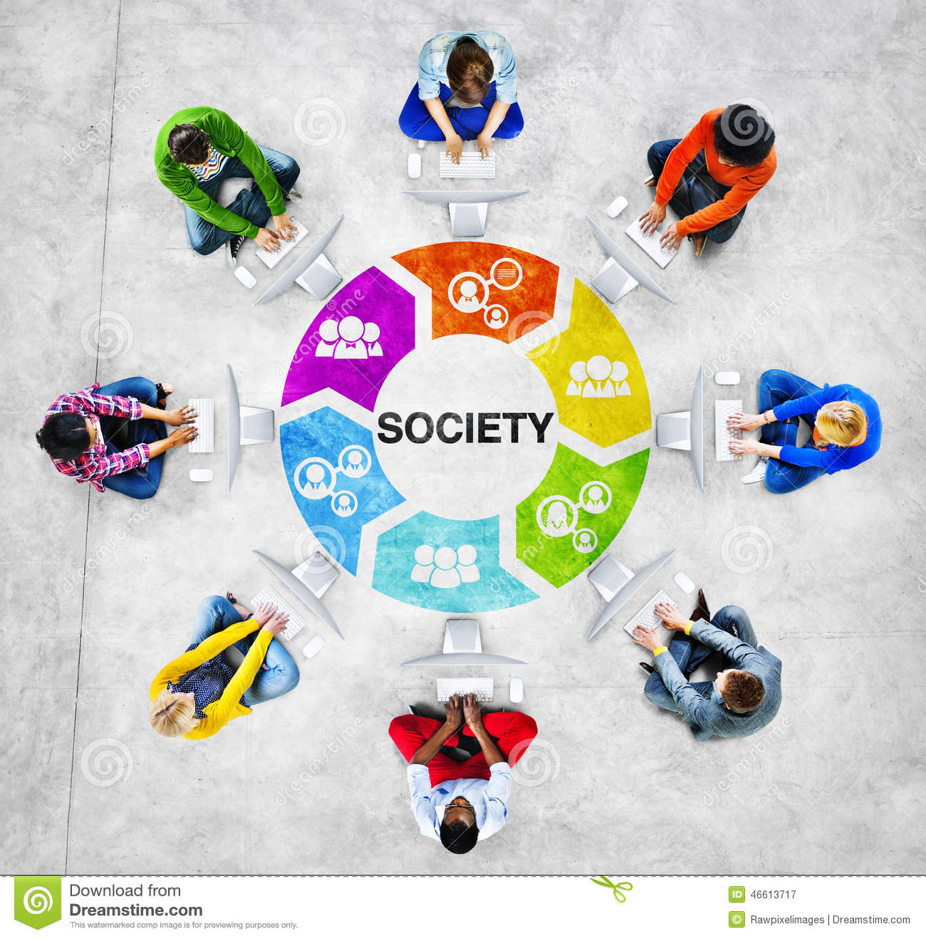 Would Love society group pour les