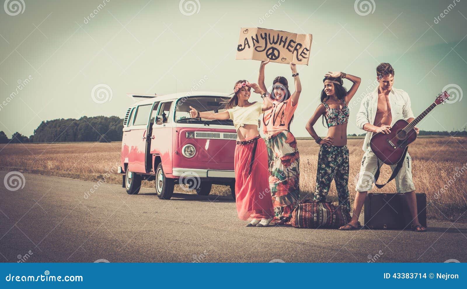 friend hitchhiker