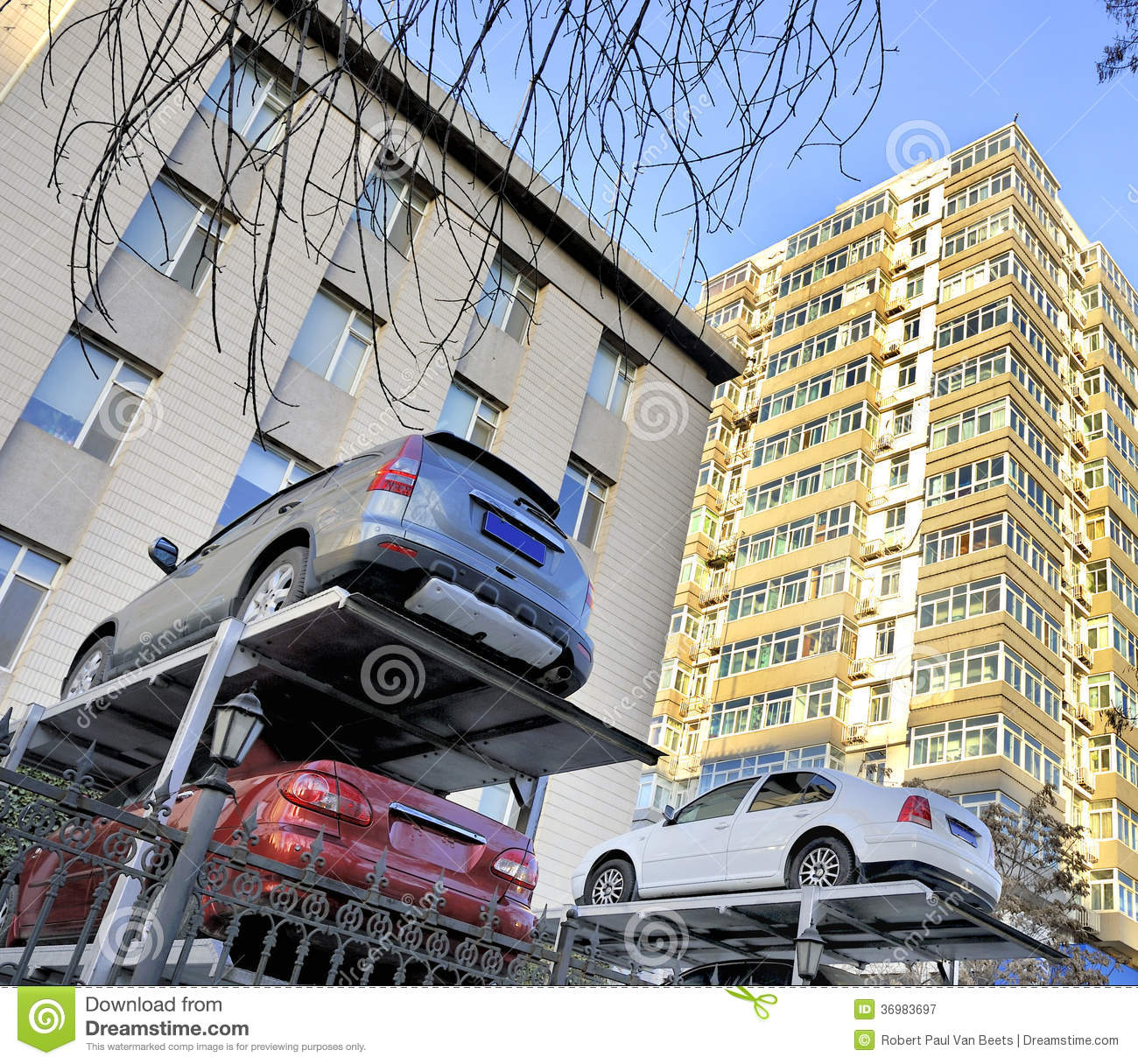 15 Creative, Innovative & Hilarious Parking Solutions