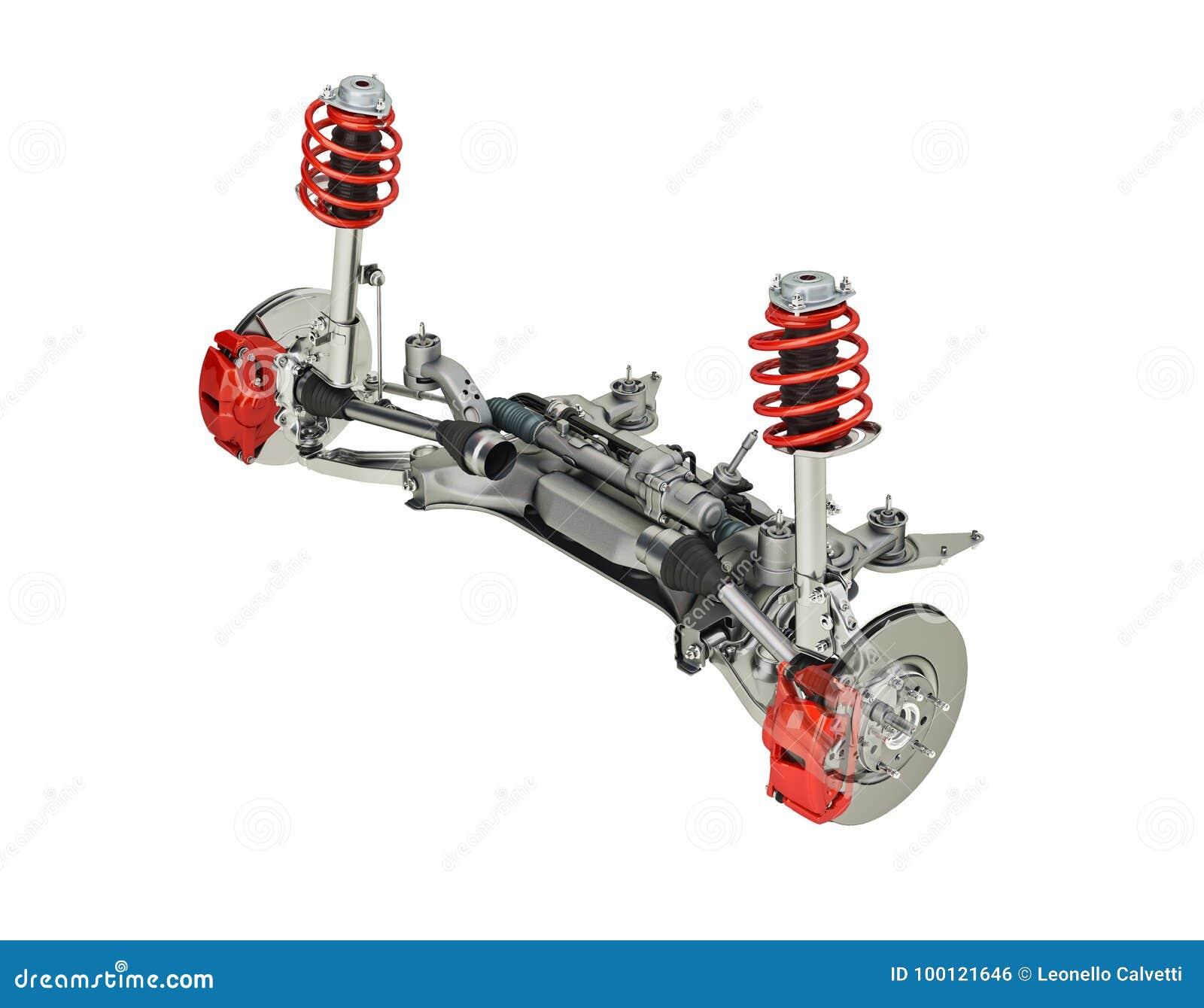 Multi Link Rear Suspension: Suspension Cartoons, Illustrations & Vector Stock Images