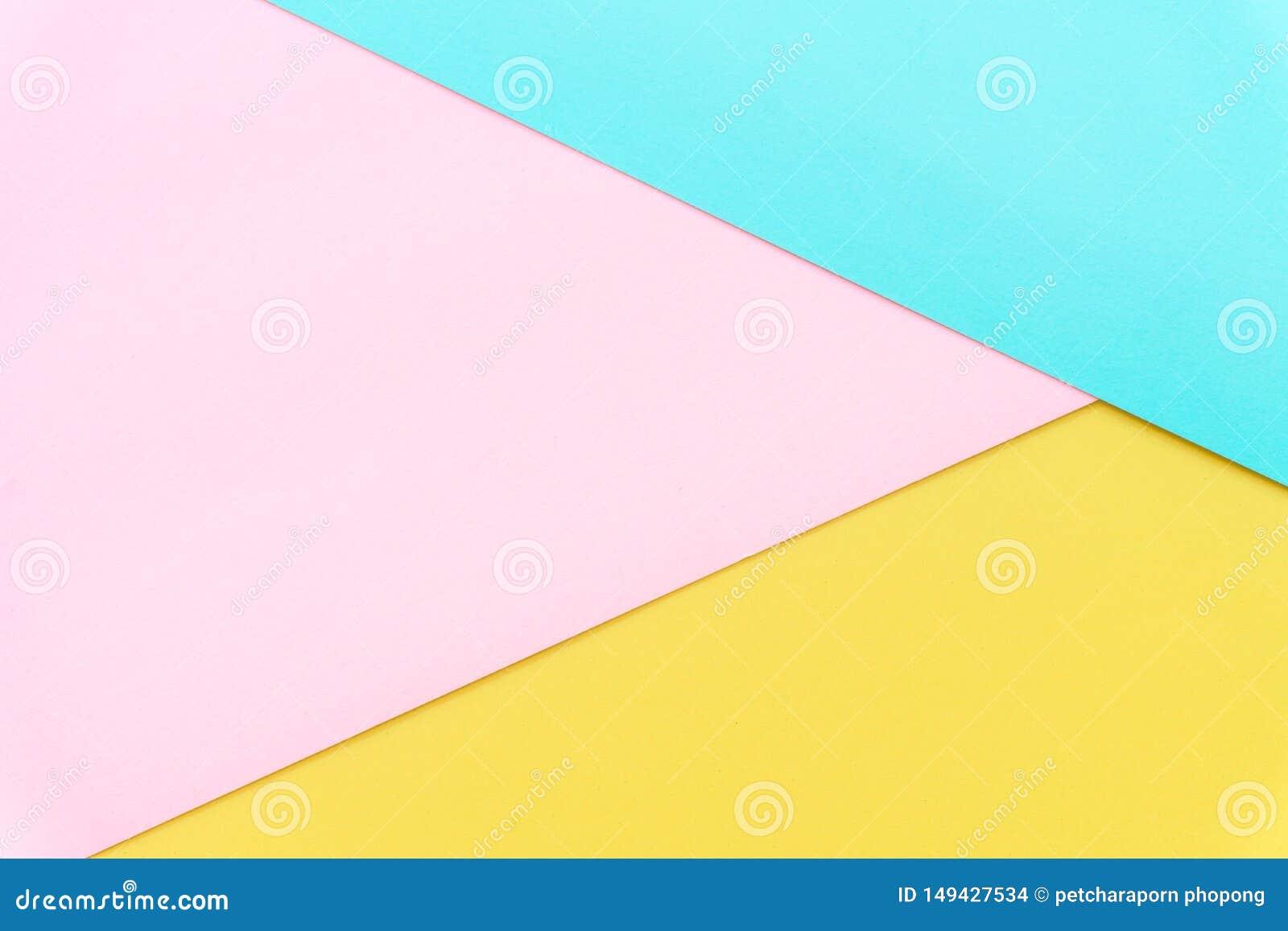 Multicolor предпосылка от бумаги других цветов