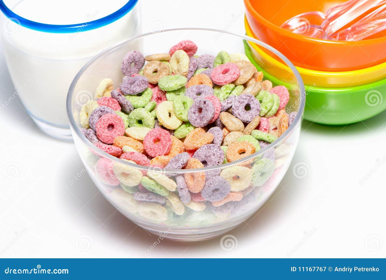 Round Crunchy Diet Food