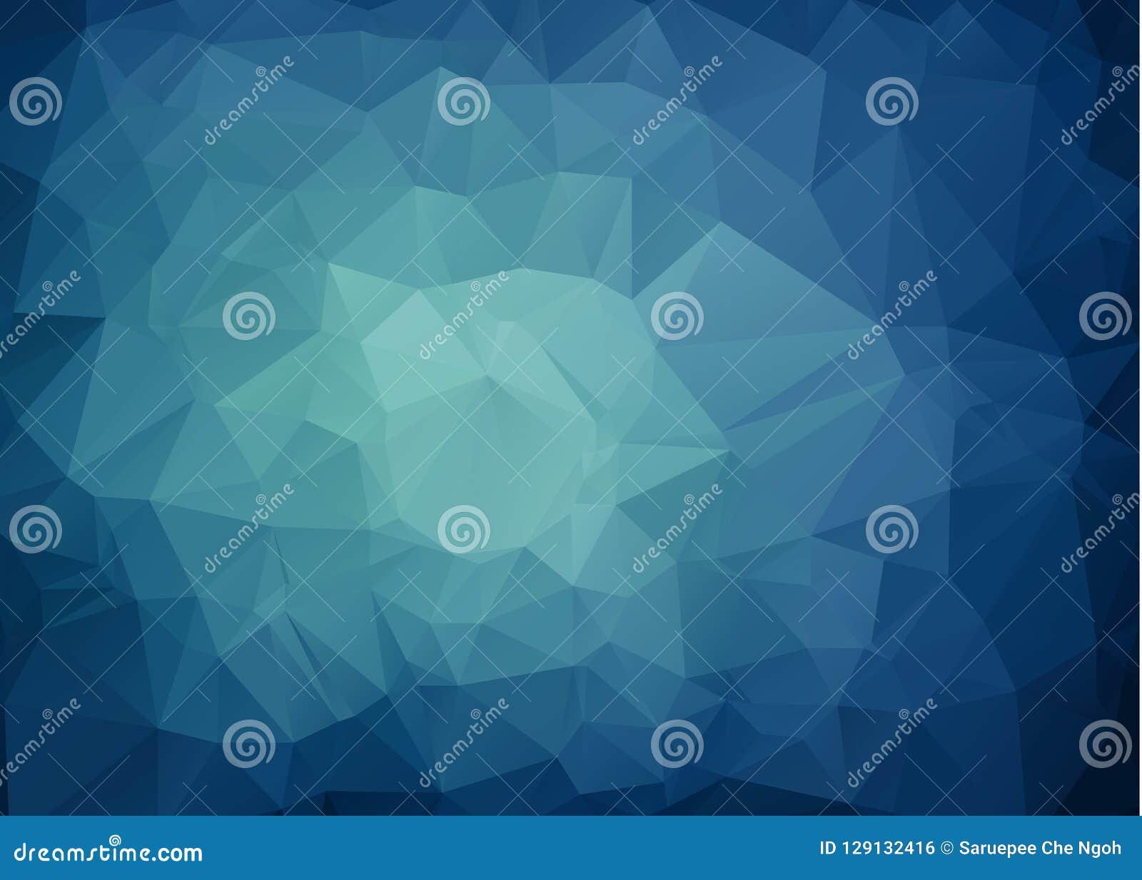 multicolor dark blue geometric rumpled triangular low poly style gradient illustration graphic background. Vector polygonal design