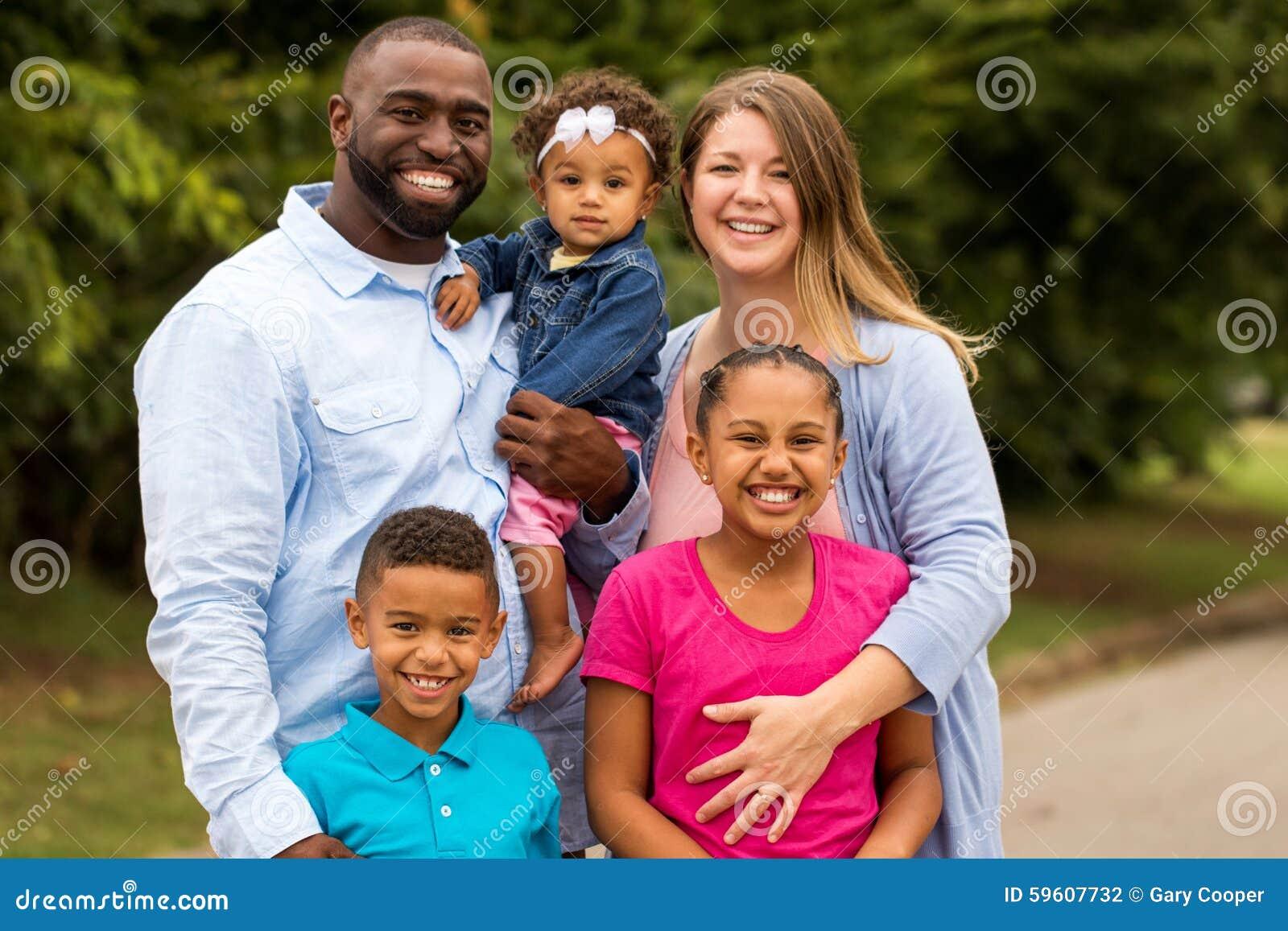 Multicultral rodzina