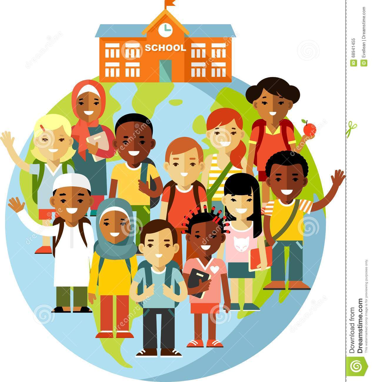 multiculturalism in school The components required in educating a multicultural education are content  integrations, prejudice reduction, empowering school culture and.