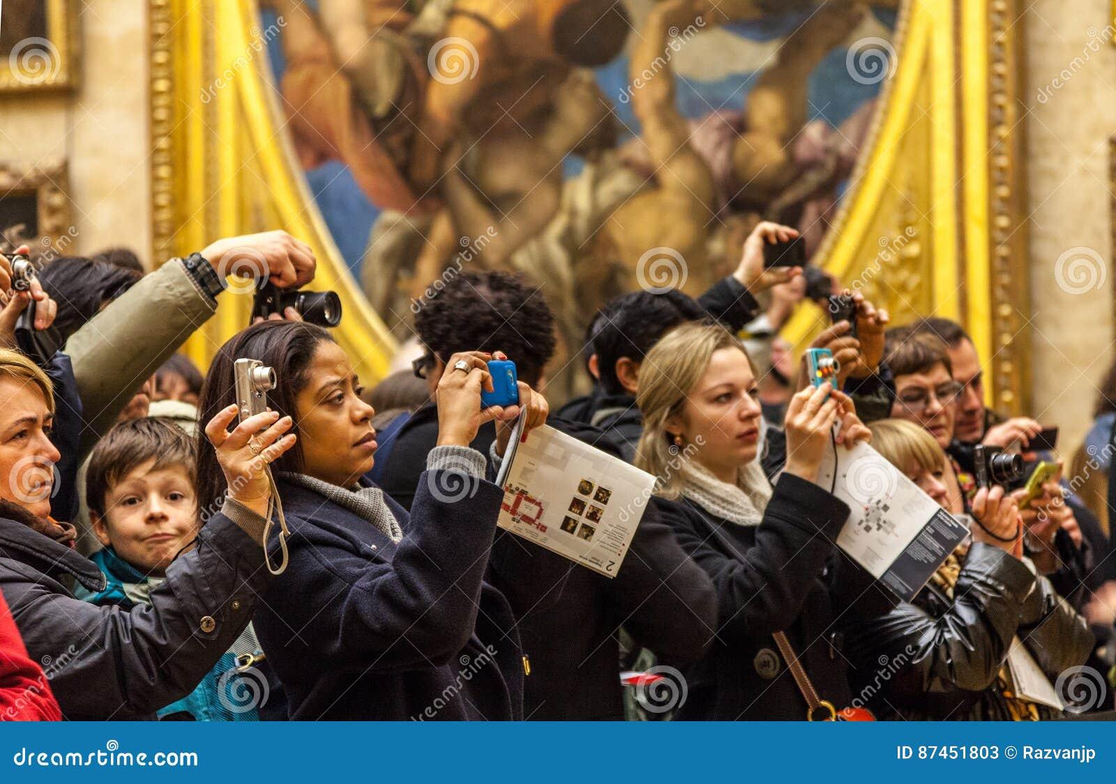 Multidão de Digitas