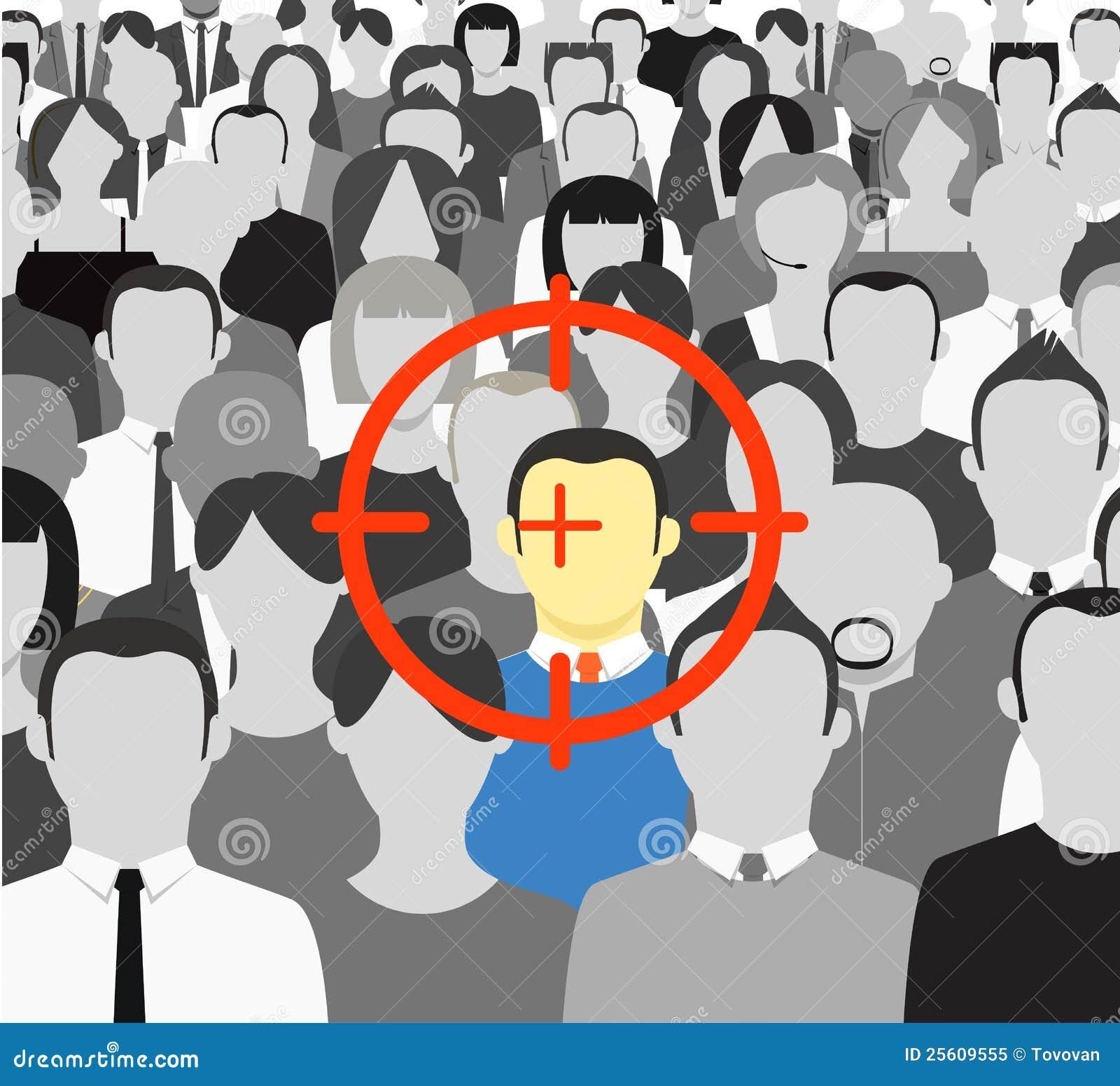 A multidão de povos
