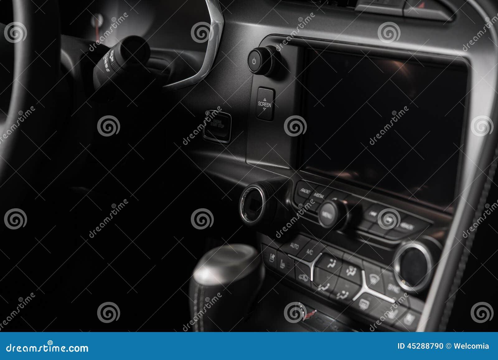 Multimedia-Auto-Konsole