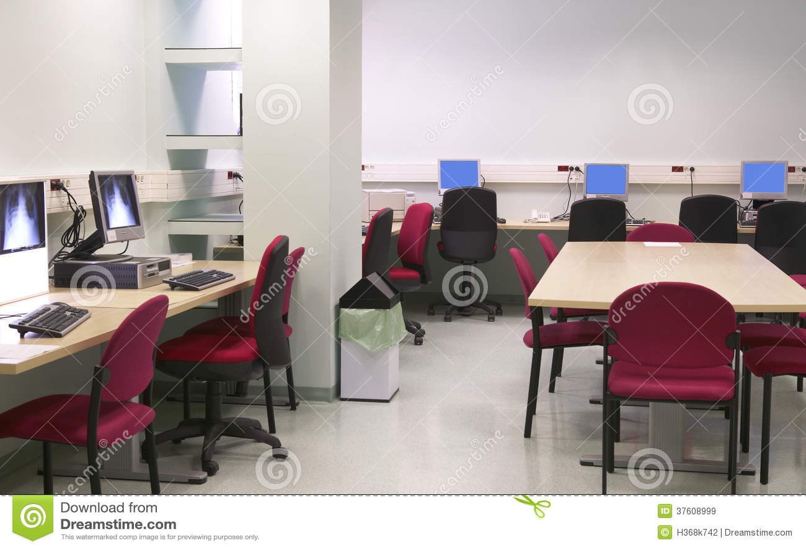 Multimedia Classroom Design : Multimedia classroom royalty free stock images image