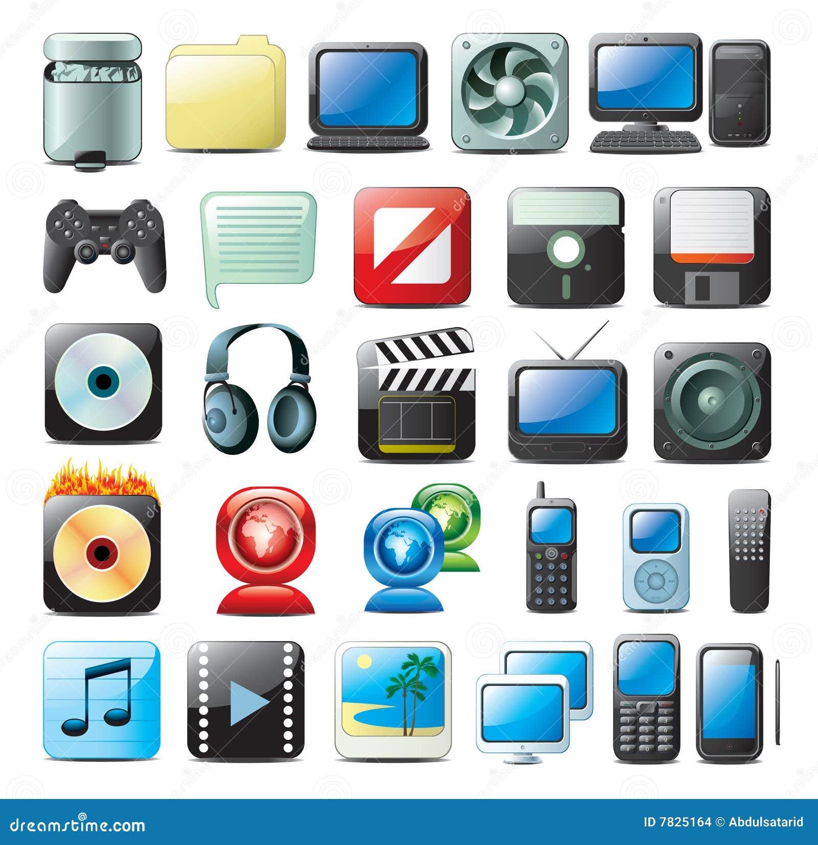 Multimedia-Ikonen