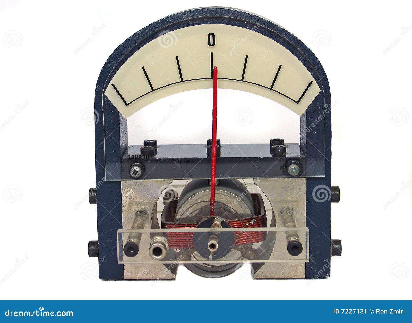 Multimeter measuring device
