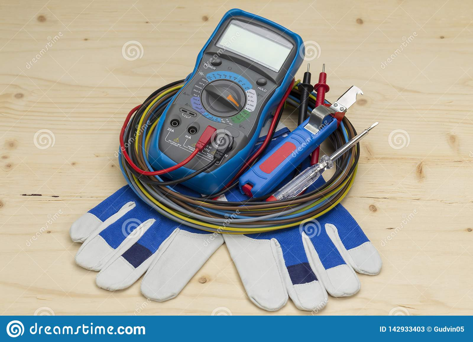 Multimeter measuring device electric tool