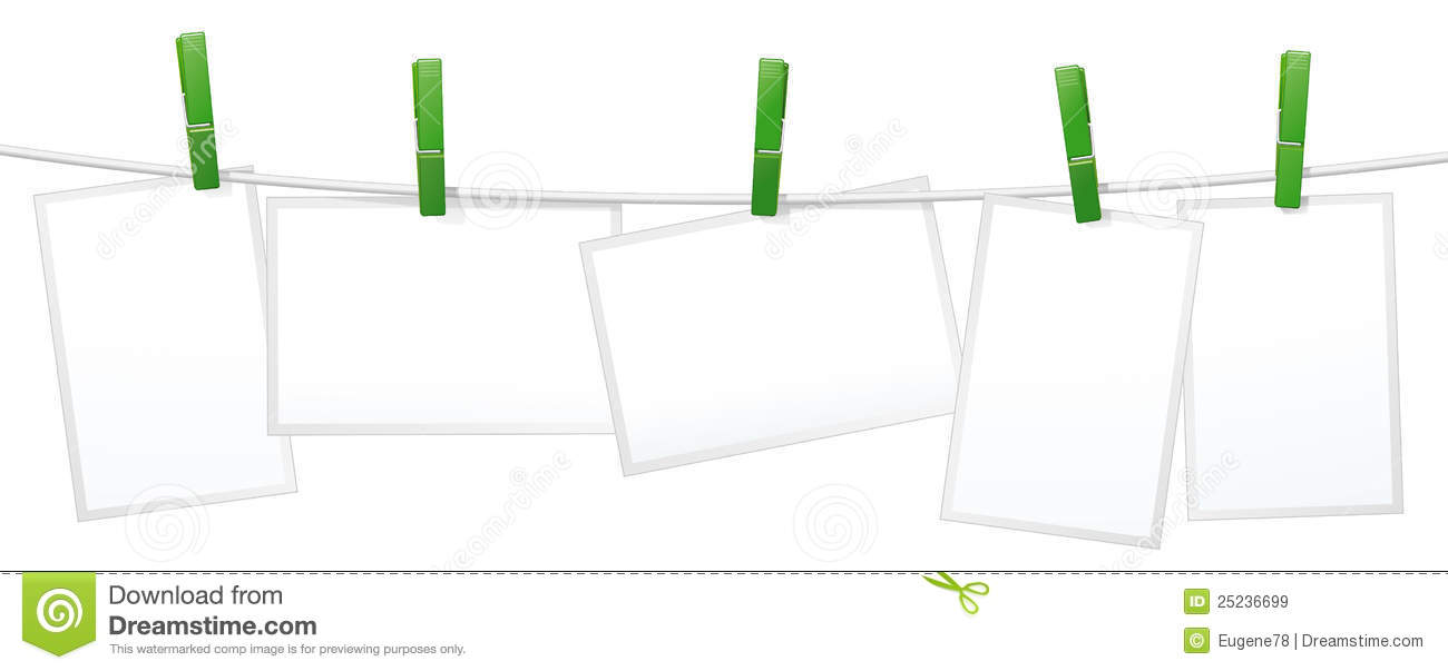 Multiple blank photos frames royalty free stock images - Marcos de fotos multiples ...