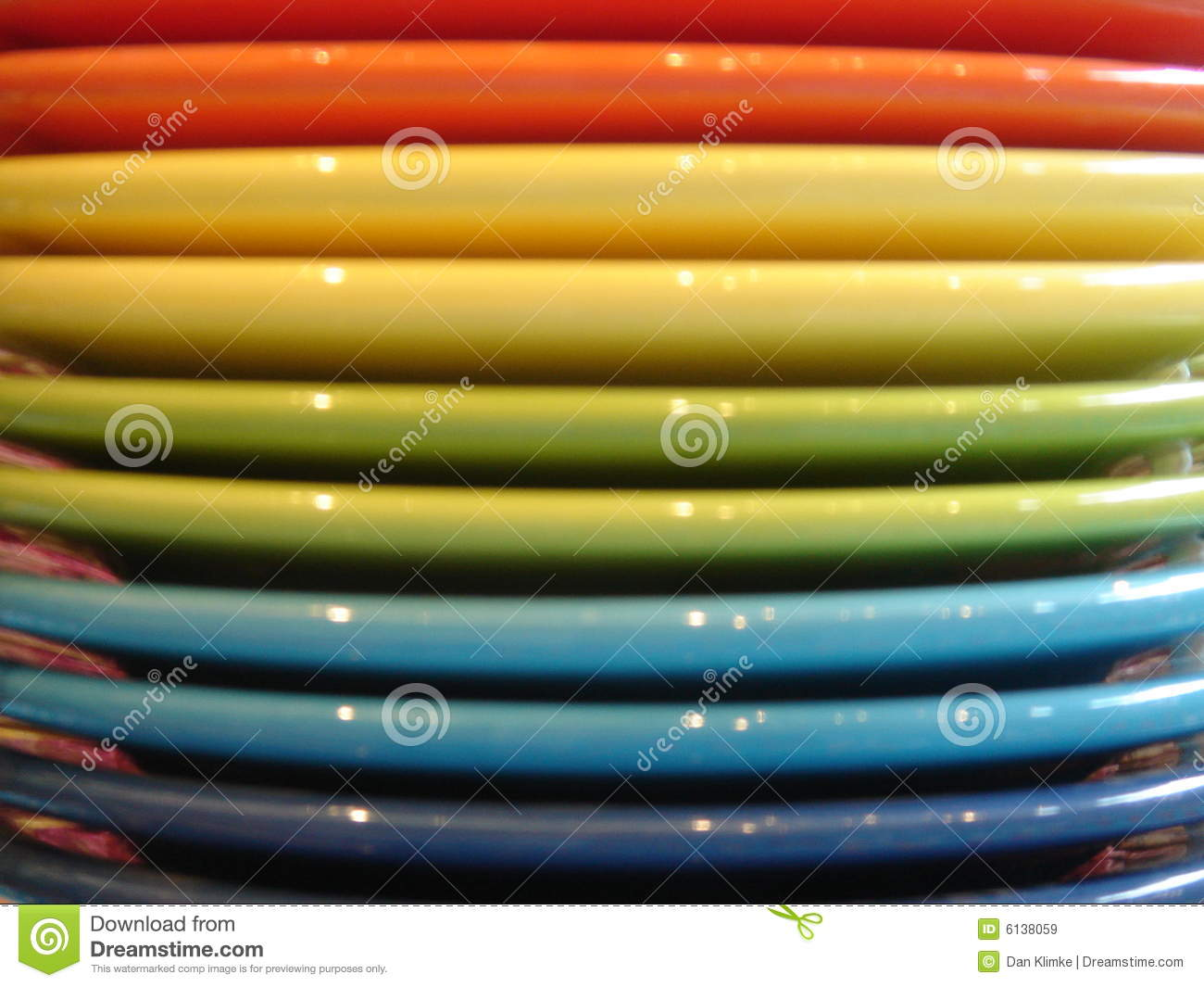 Multiple Colored Porcelain Plates  sc 1 st  Dreamstime.com & Multiple Colored Porcelain Plates Stock Image - Image of yellow ...