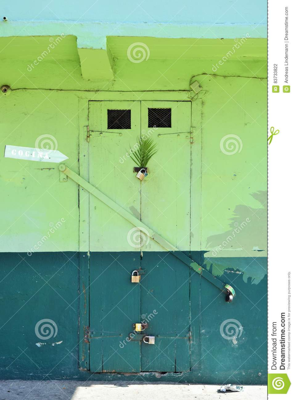 Multiple Secured Door In A Warehouse Stock Photo & Multiple Secured Door In A Warehouse Stock Photo - Image: 83733822 Pezcame.Com