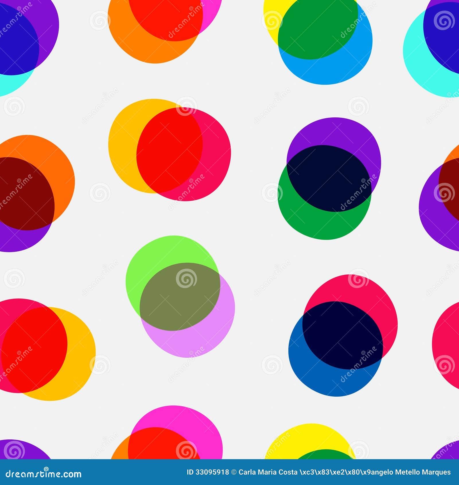Multiplizieren Sie Dots Pattern