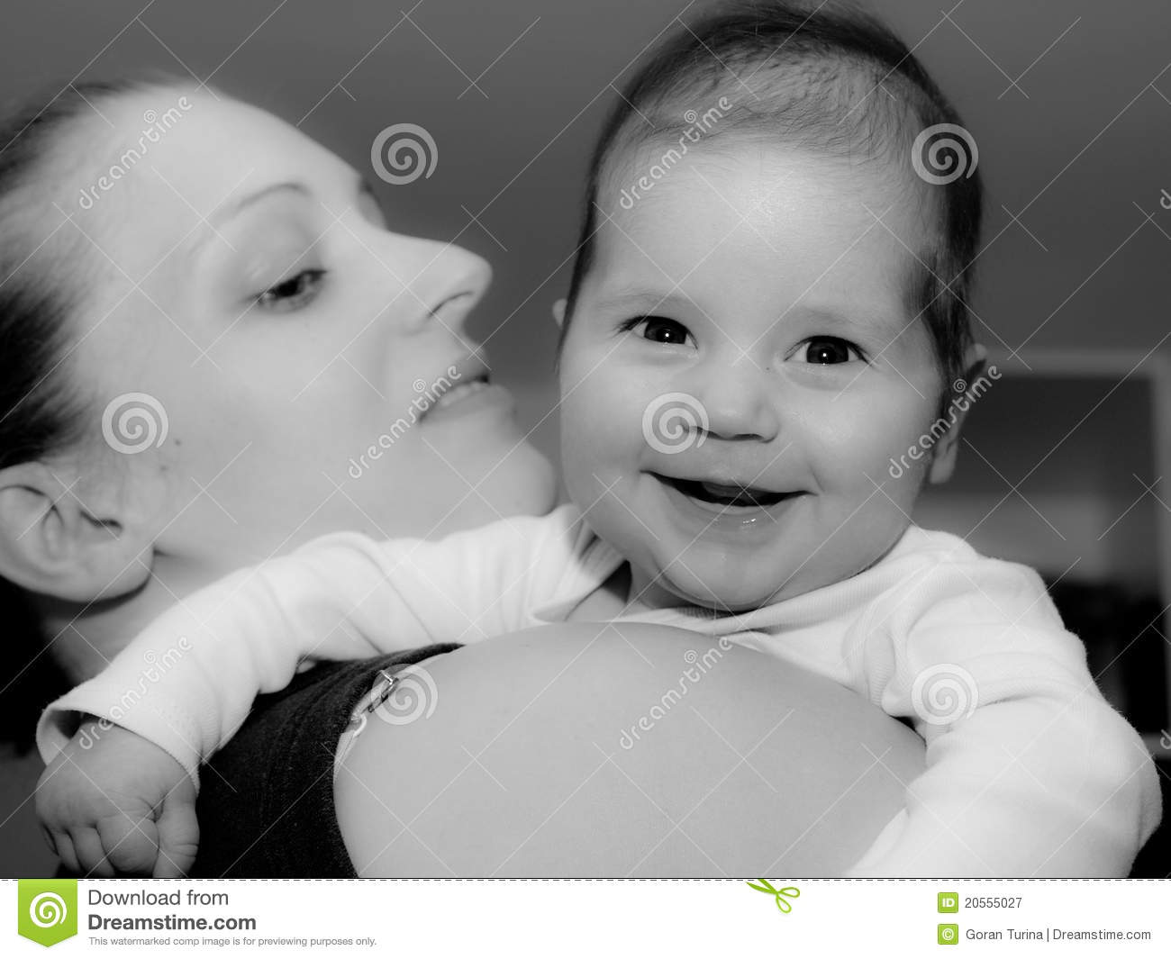 Mum And Son Royalty Free Stock Photography - Image: 20555027