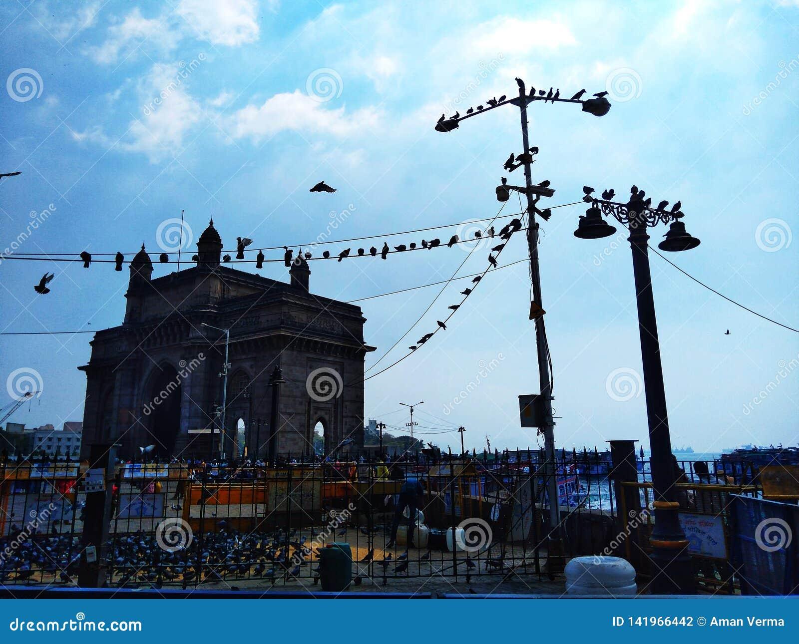 Mumbai, de poort van India