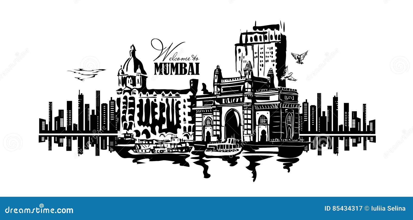 Mumbai, India Gate