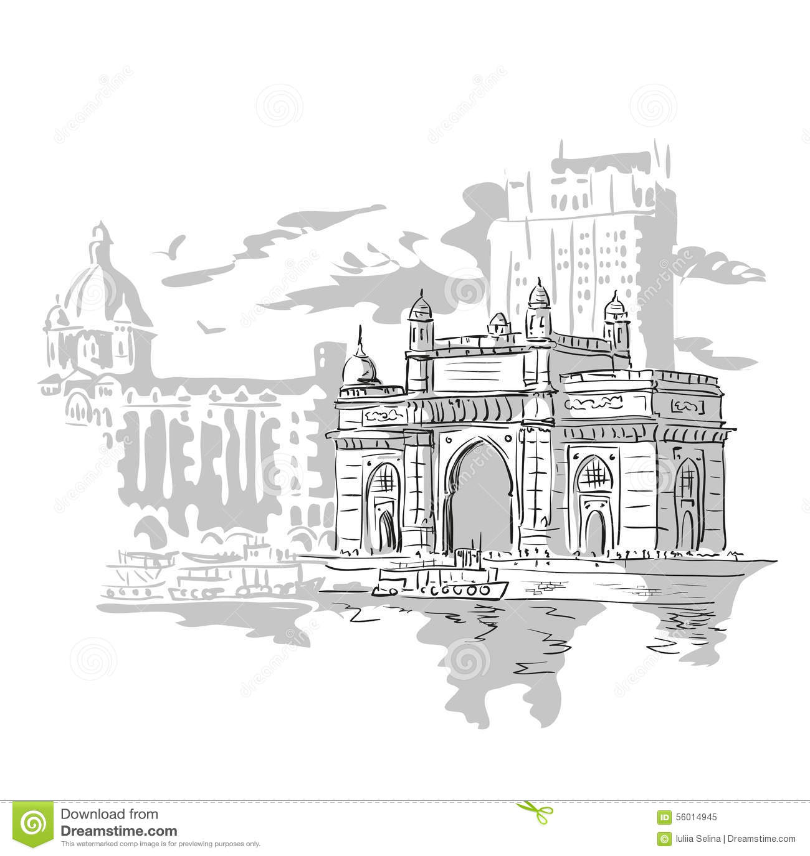 Mumbai, porte d Inde