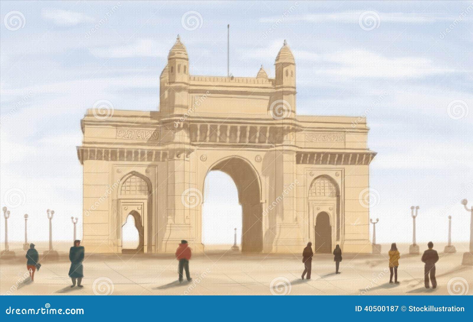 Mumbai, puerta de la India