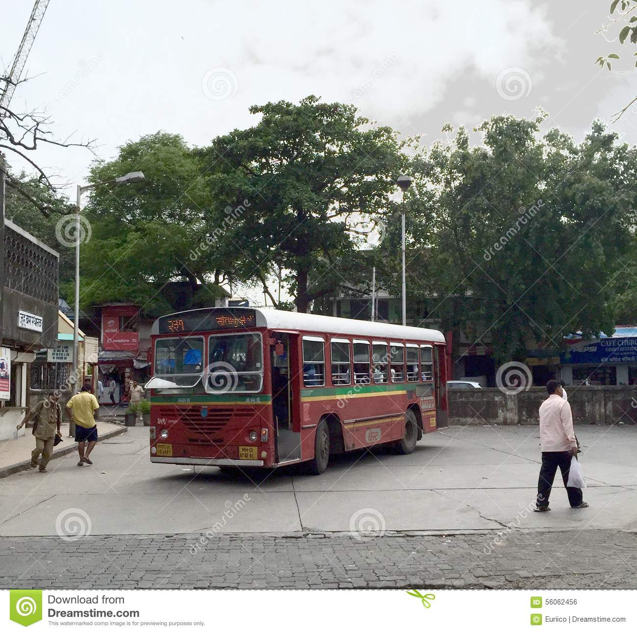 Mumbai s BEST Bus