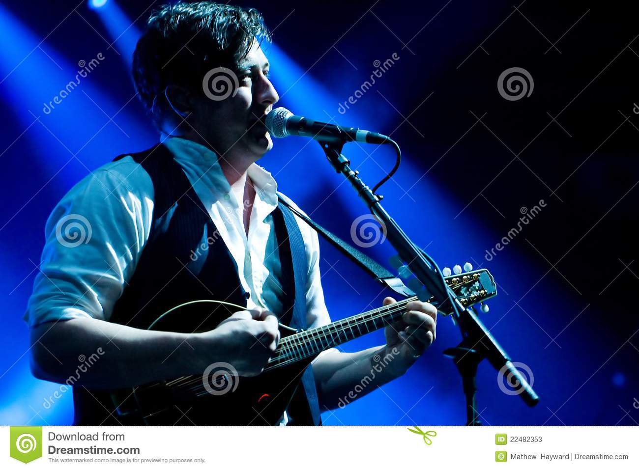 Mumford and Sons in Concert