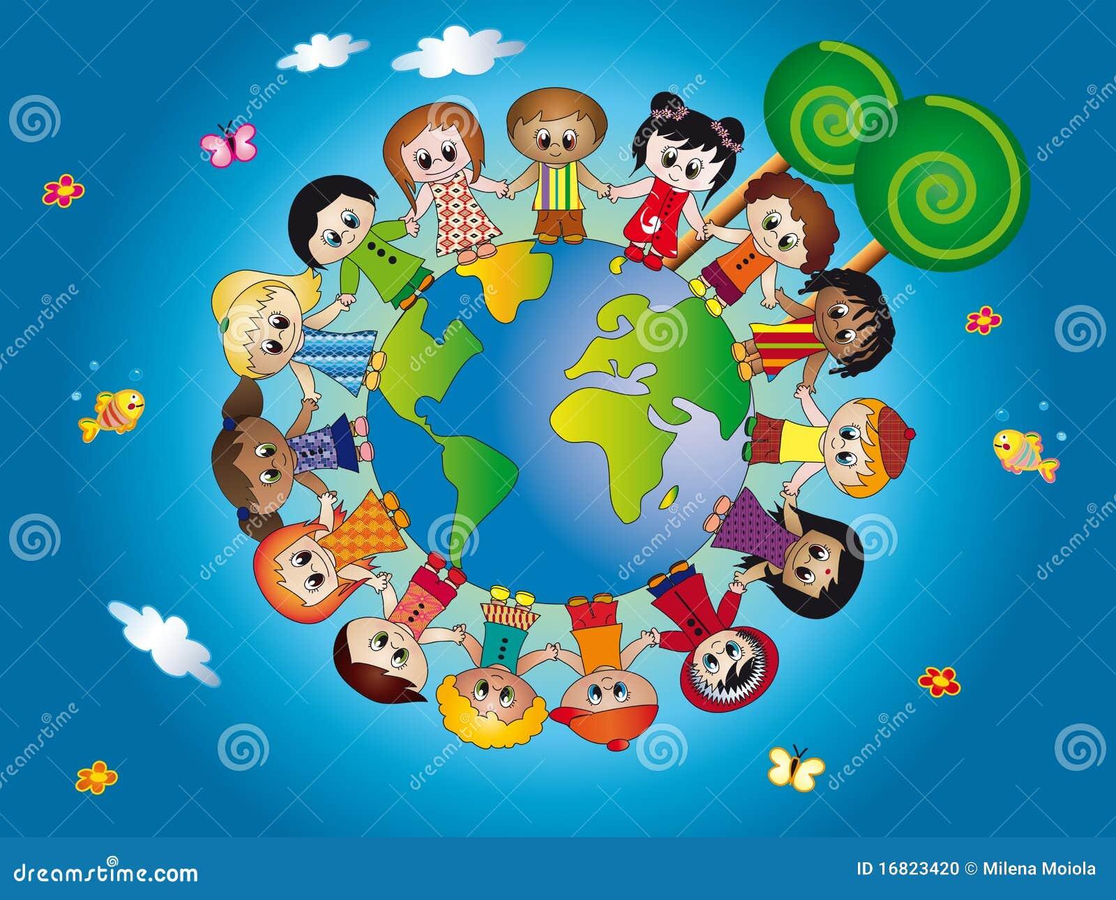 Mundo das crianças
