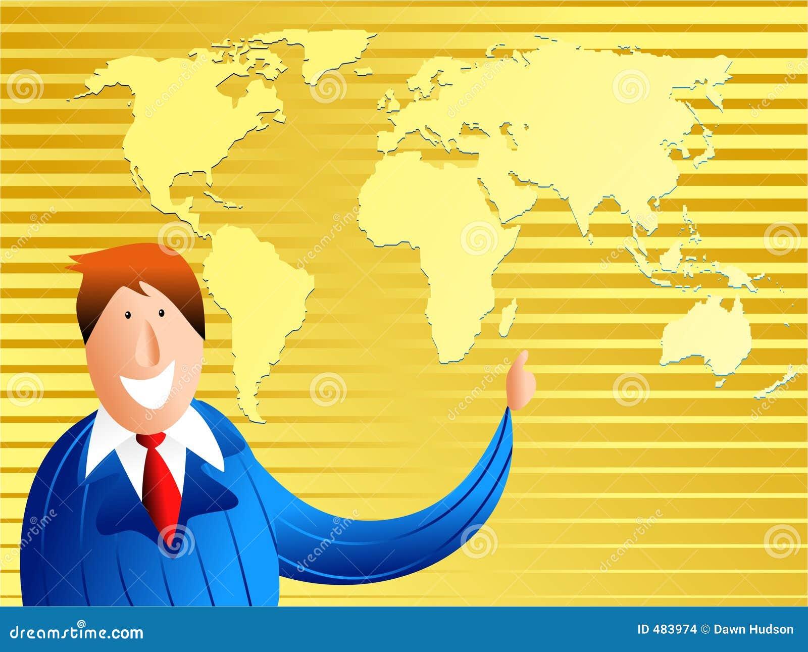 Mundo do negócio