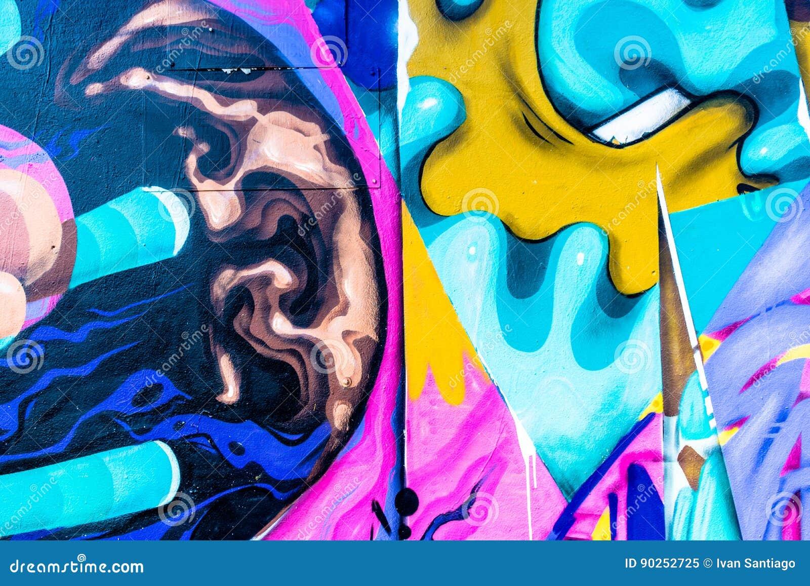 Mundo dos grafittis
