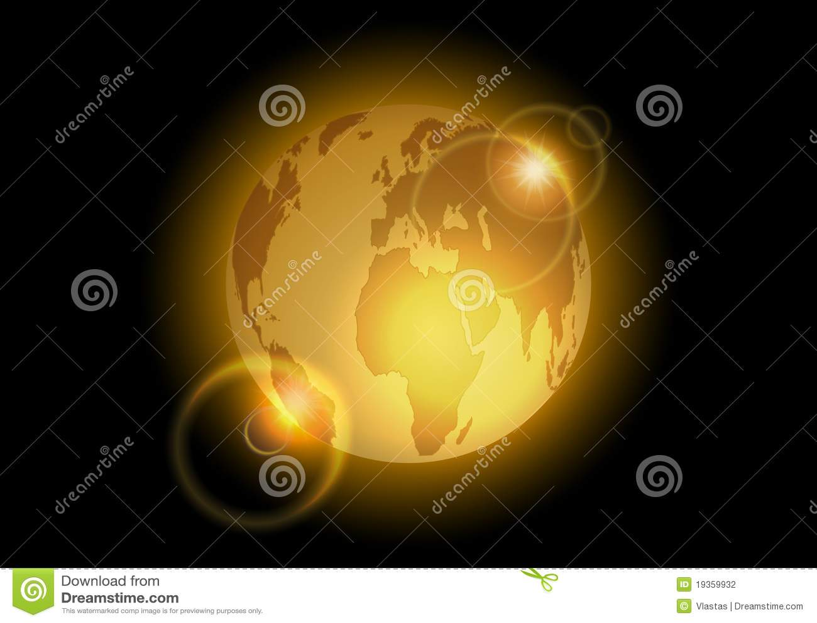Mundo dourado