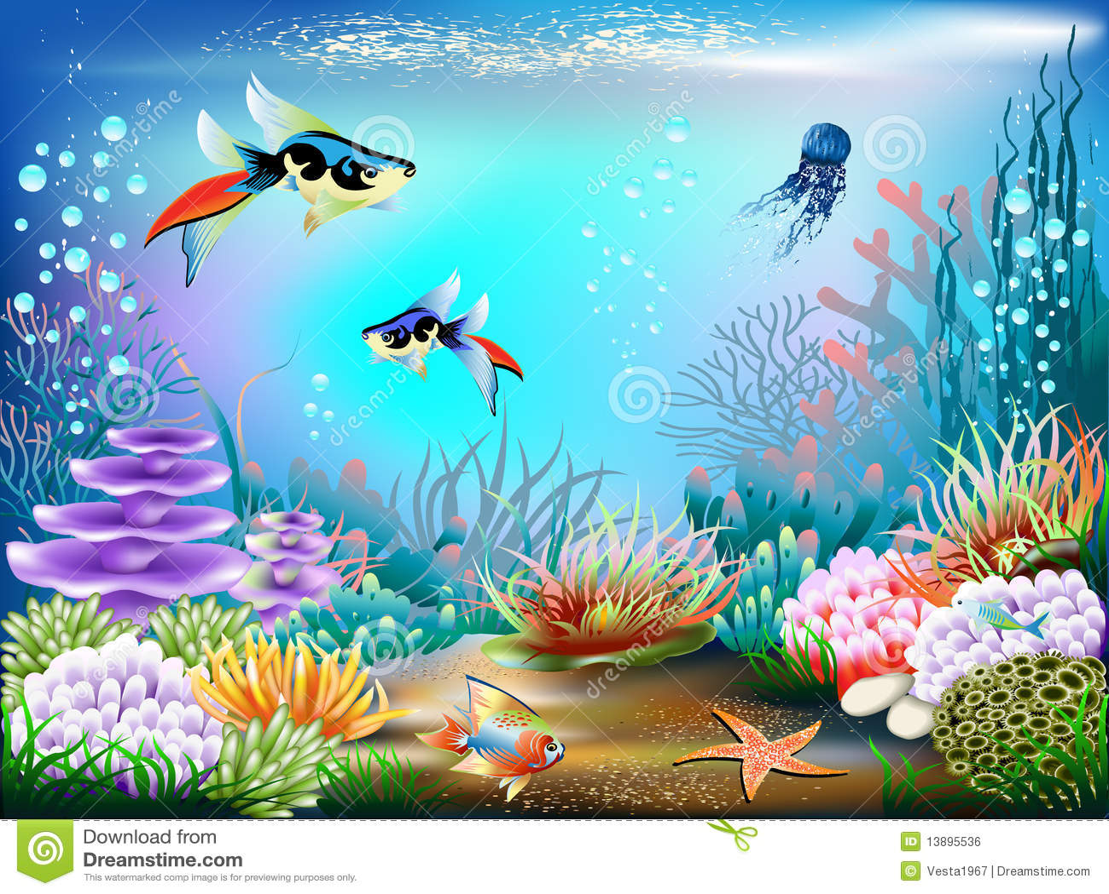 Mundo subacuático