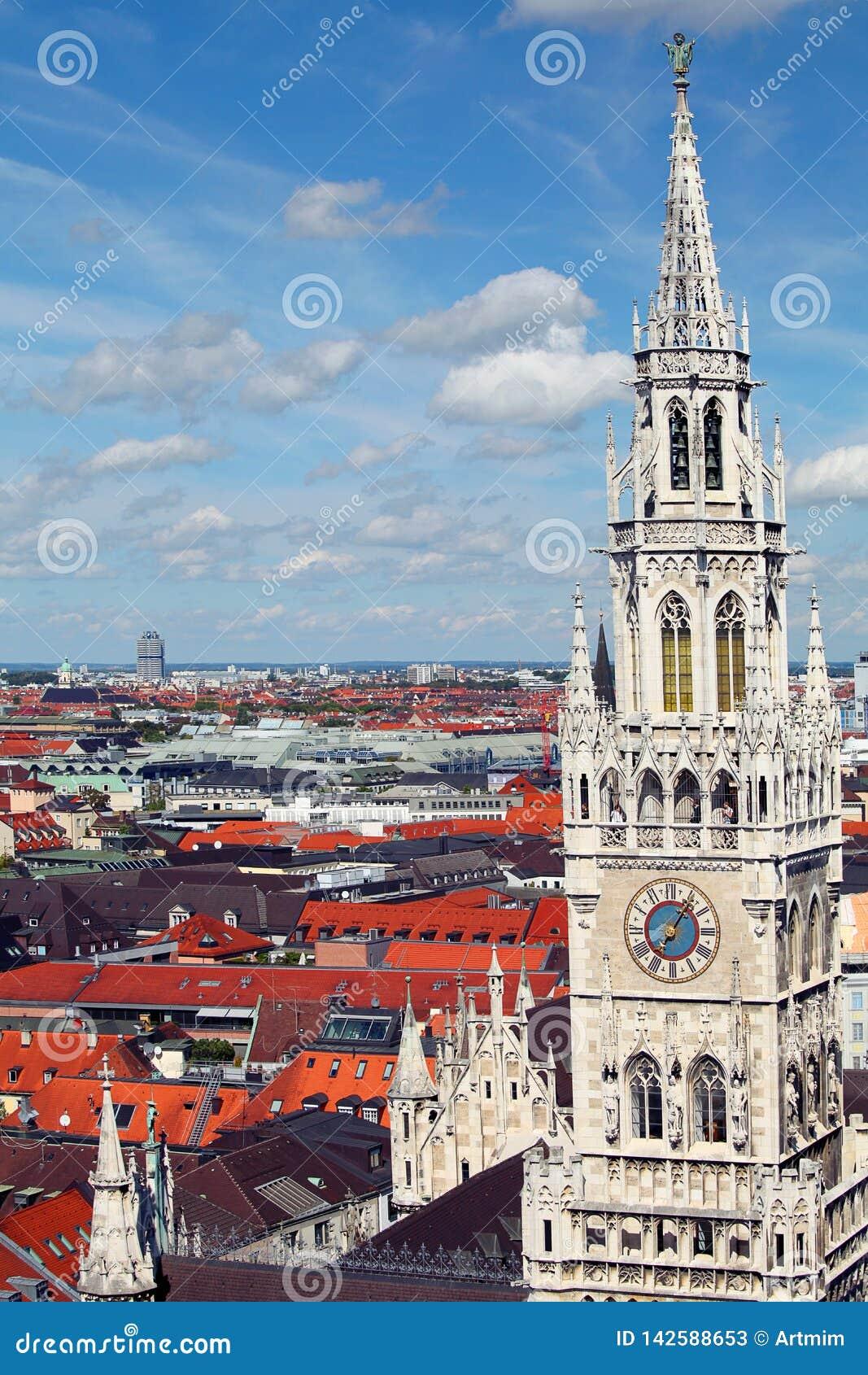 Munich, Alemania Ciudad vieja