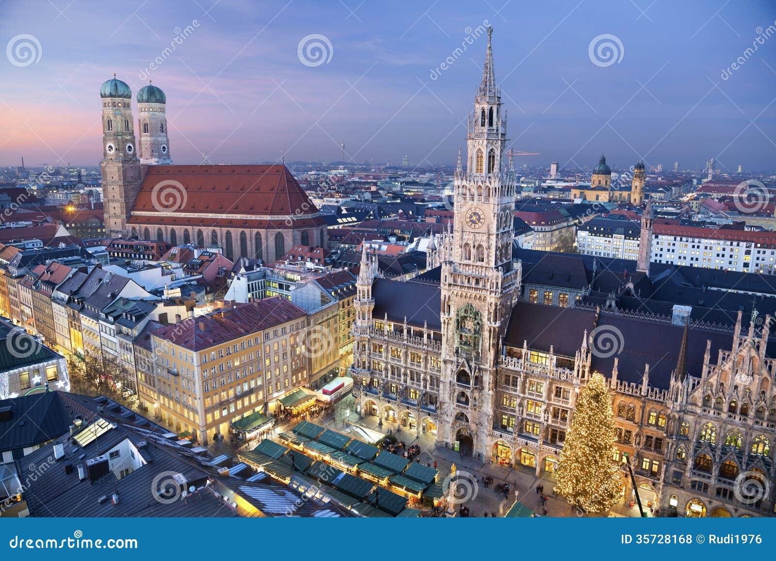 Munich, Allemagne.