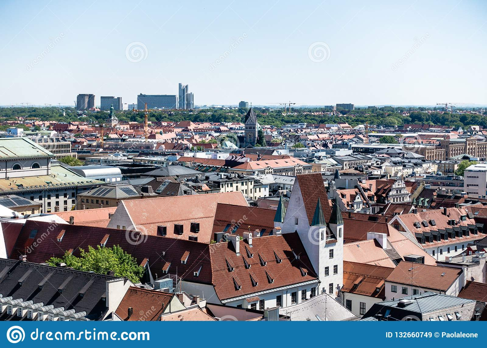 what to do in munich in may