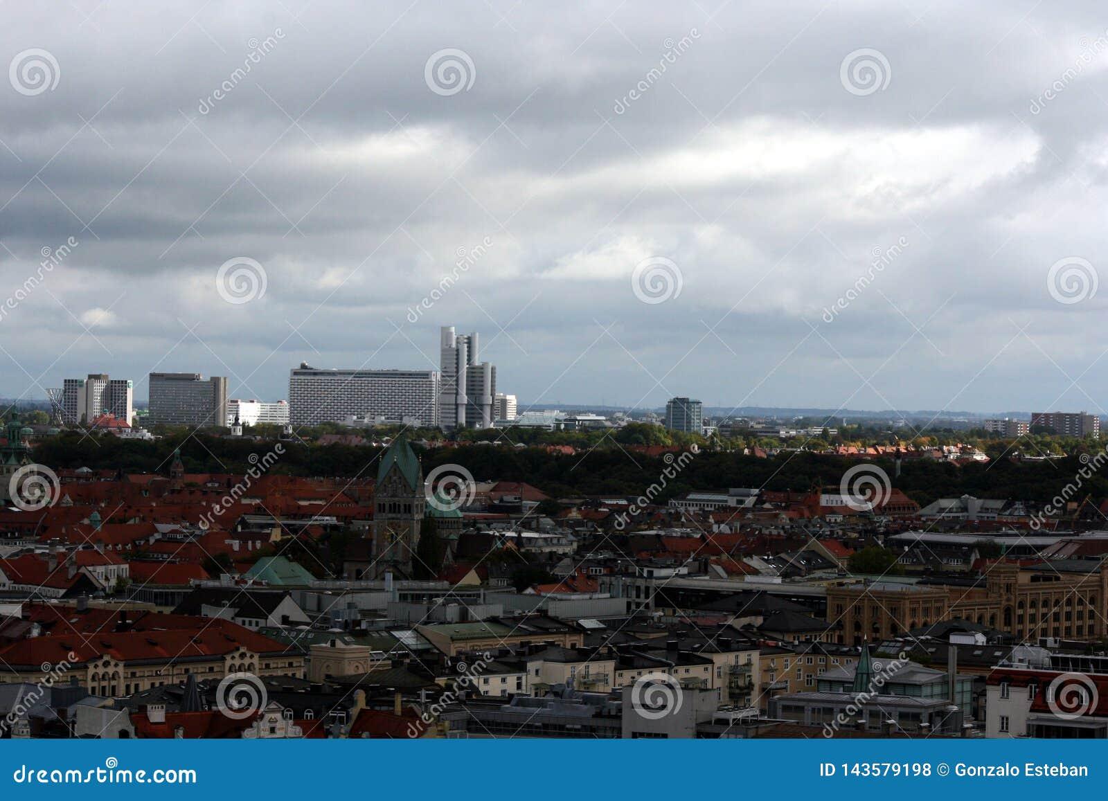 Munich horisont