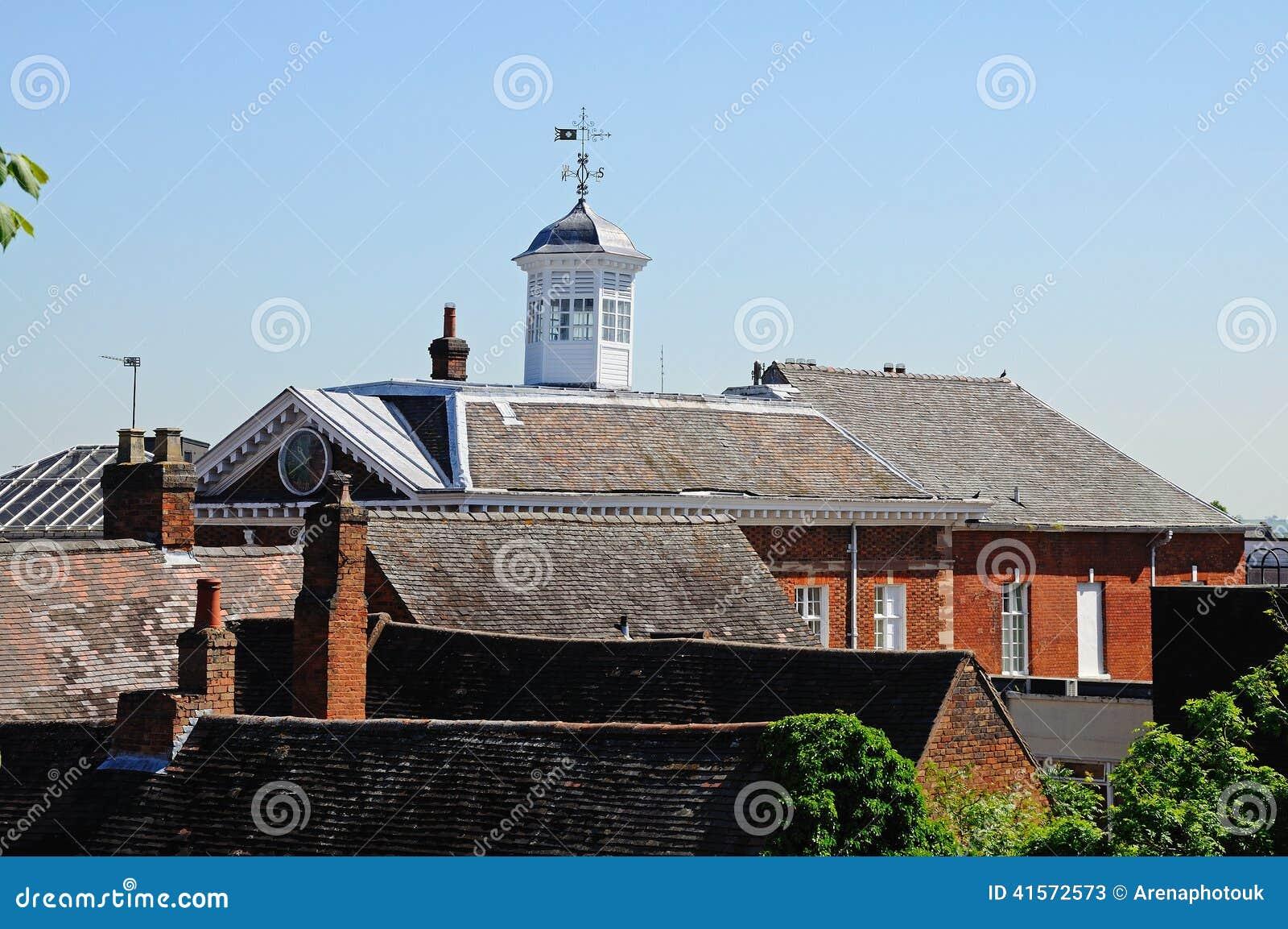 Municipio e tetti, Tamworth