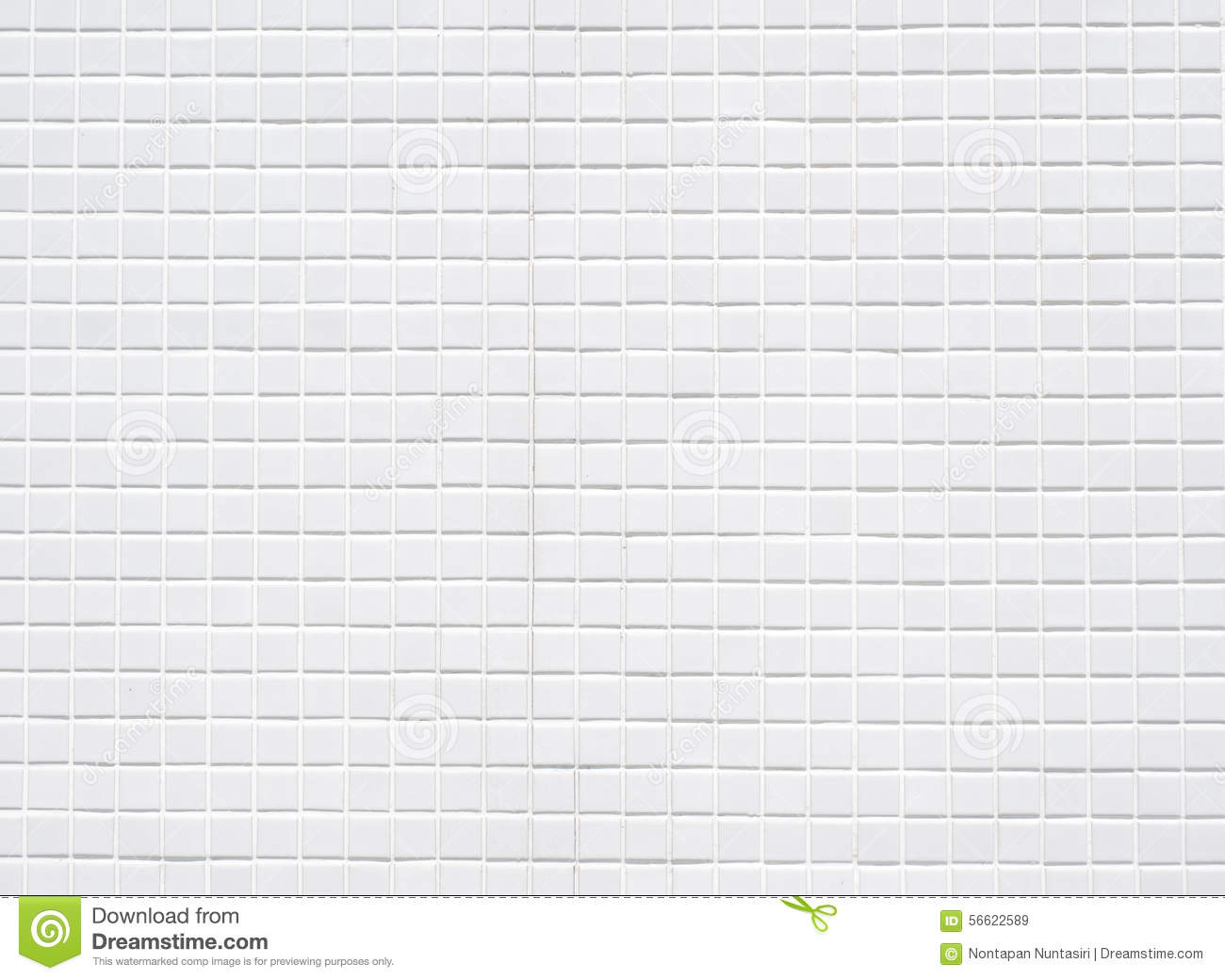 Mur blanc de carreaux de c ramique photo stock image 56622589 for Carreaux de mur