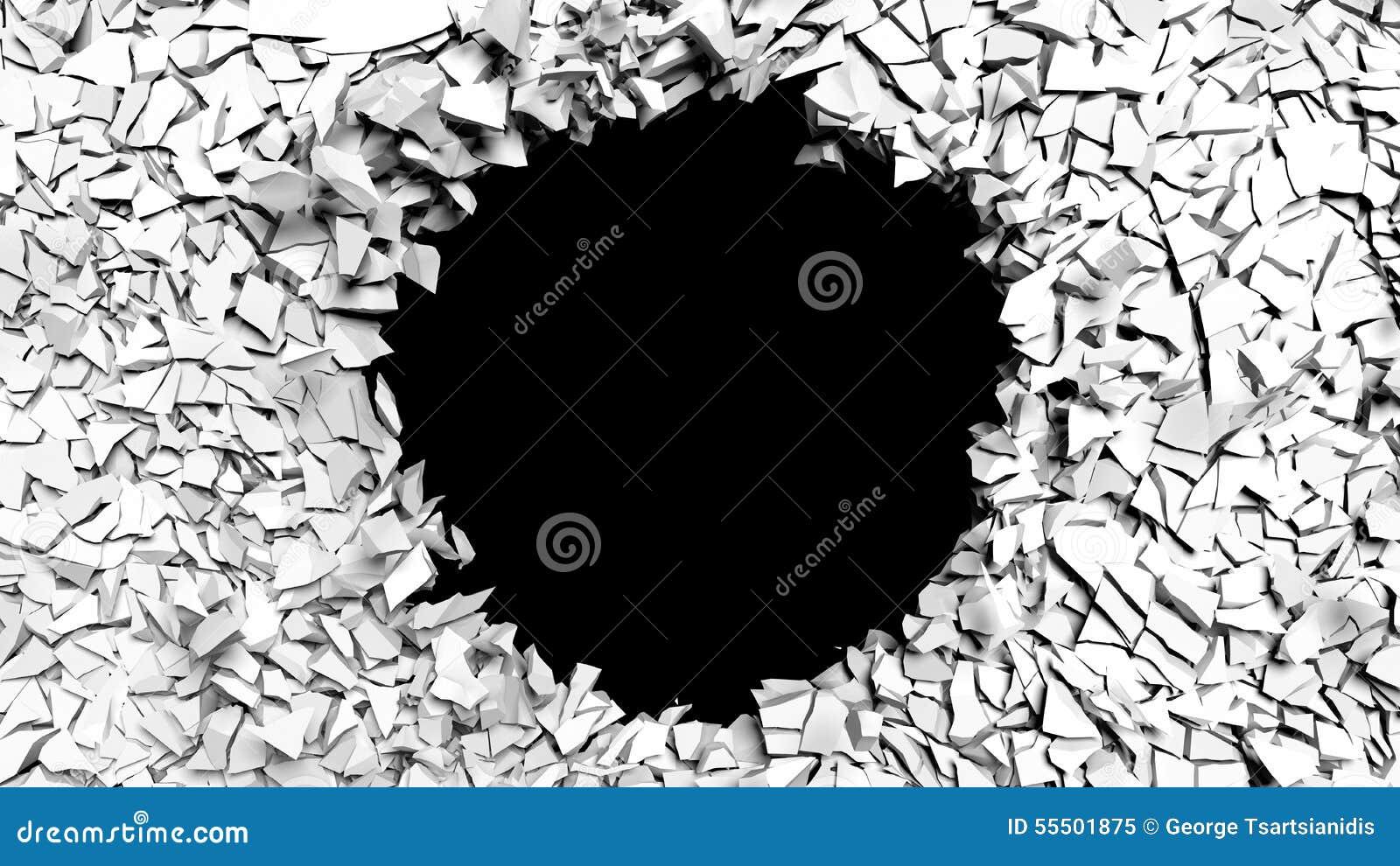 Combler un trou dans un mur attractive boucher un trou for Reboucher un trou dans un mur