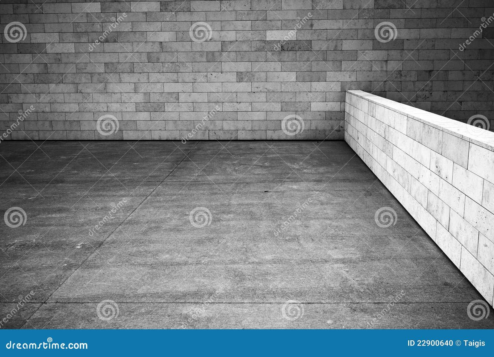 Mur carrelé