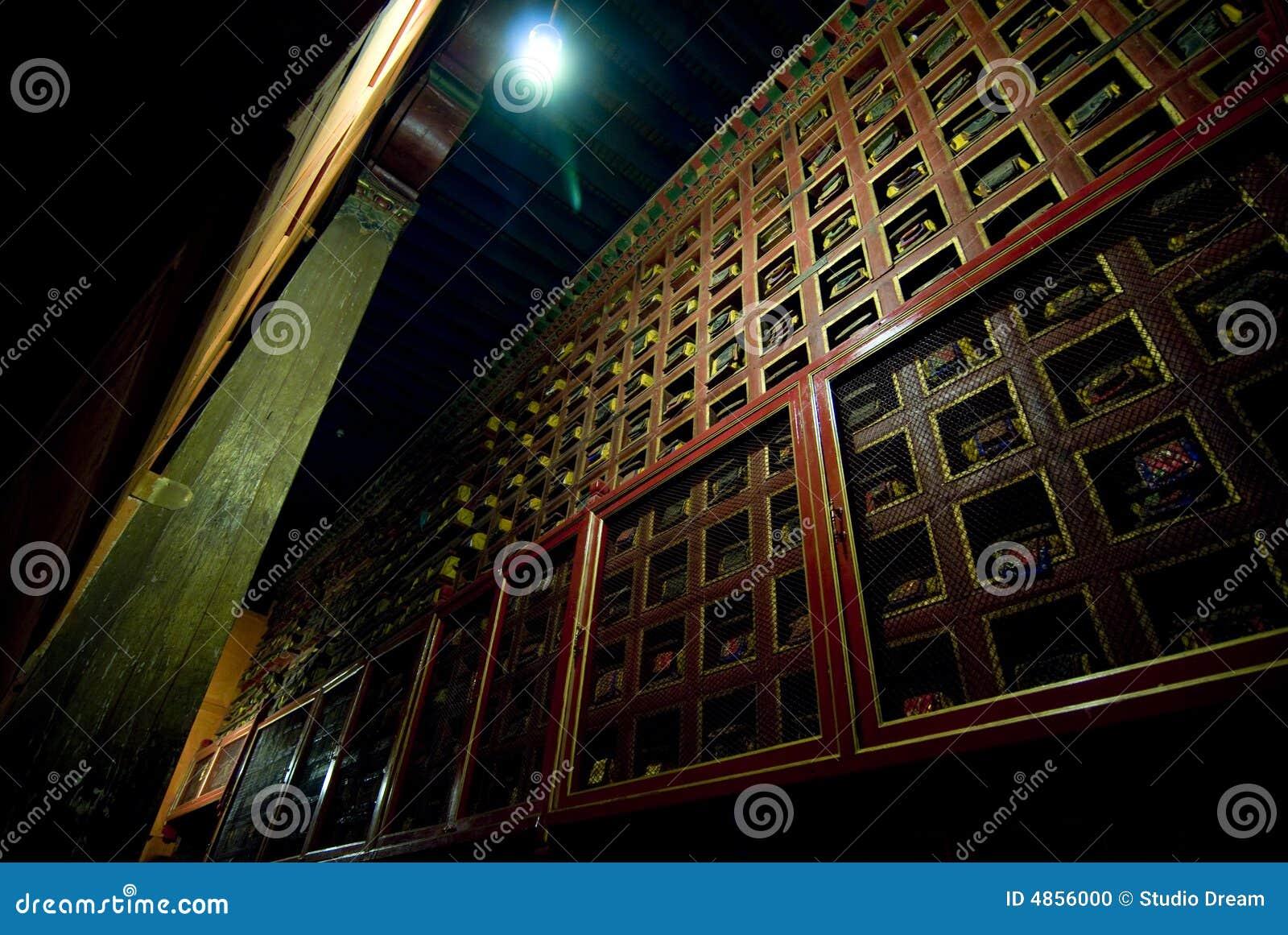 Mur d coratif de palais de potala photo stock image 4856000 for Mur separateur decoratif