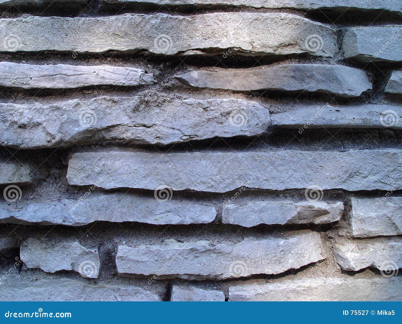 Mur de briques