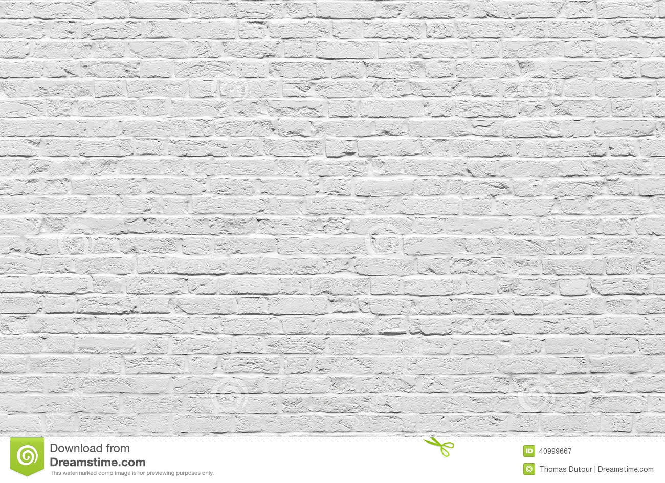 mur de briques blanc image stock image du abstrait conception 40999667. Black Bedroom Furniture Sets. Home Design Ideas